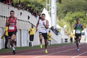 Atletismo garante ouro na 1ª fase nacional do Circuito Loterias Caixa em SP