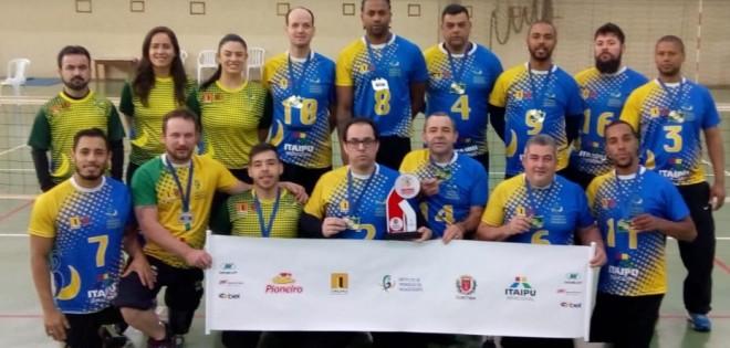 IPP Brasil conquista ouro na segunda etapa da regional de Maringá