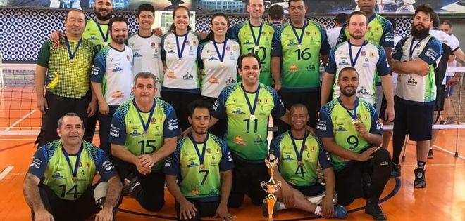 IPP Brasil conquista primeira etapa do Campeonato Paranaense