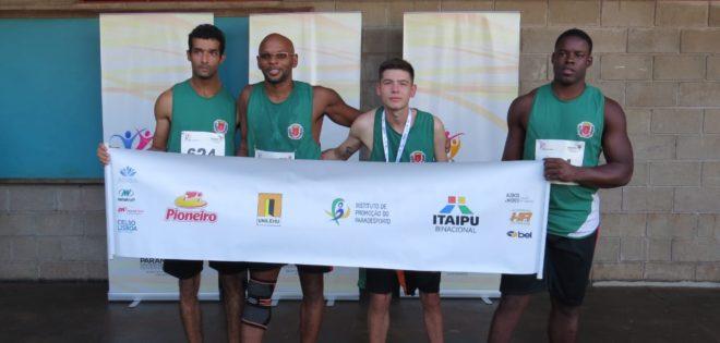 IPP da show no Parajaps e ajuda Curitiba a conquistar o Octa campeonato