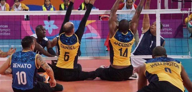 Sem sustos, Brasil vence a Colômbia e está na final do Parapan 2019