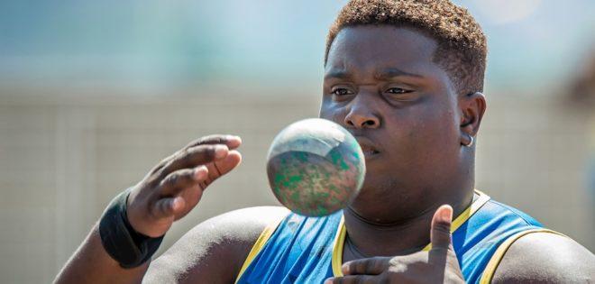 É prata! É prata! É prata! Atleta do IPP Brasil Tuany Barbosa leva a prata no arremesso de peso e ajuda o Brasil no quadro de medalhas