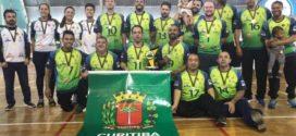 IPP Brasil dá show nas quadras, vence todos os jogos e conquista o Campeonato Paranaense de Volei Sentado