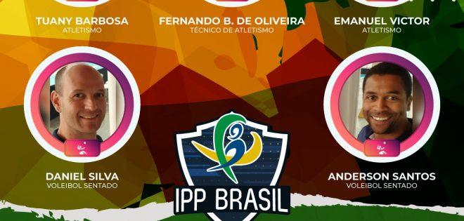 IPP Brasil é um dos clubes do Paraná que mais enviará representantes para as Paralimpíadas em Tóquio no Japão.